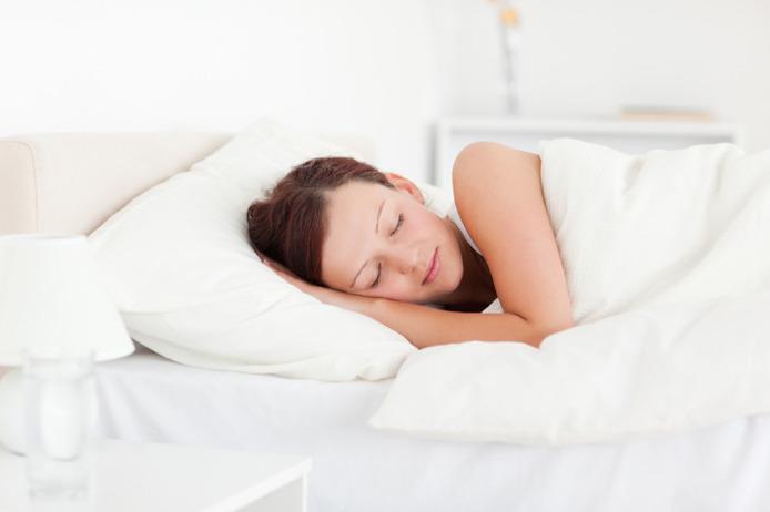 睡眠は美容と健康のために