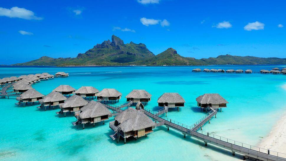 夏の海外旅行