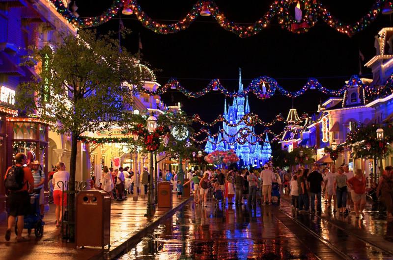 世間はクリスマス一色