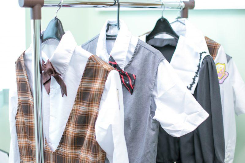 制服も貸し出しで私服を汚さずに働けます