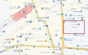 梅田エリアは大阪最大の風俗街になっています。